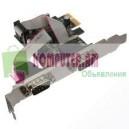 PCI-E COM 2-port MOSCHIP MCS-9922 RS232 Card
