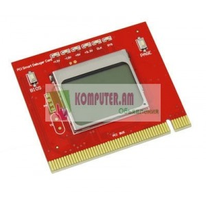 MB POST Tester PCI LCD Card