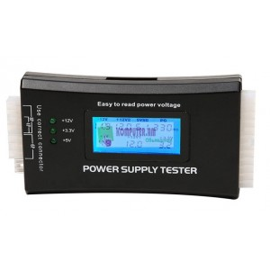 Power Supply Tester ATX LCD