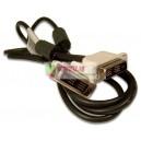 DVI-DVI DVI-D (M) DVI-D (M) 1.5 meter Cable
