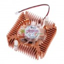 Cooler VGA Square Heatsink 55mm 2-pin
